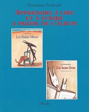 Apprentissage Beau Livre Chaise Bleue