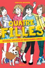 Vente Livre Numérique : Mystère, solstice et meilleures amies  - Charlotte Grossetête
