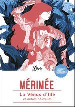 Vente Livre Numérique : La Vénus d'Ille et autres nouvelles  - Prosper Mérimée