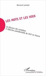 Vente Livre Numérique : Les mots et les voix  - Bernard Lamizet