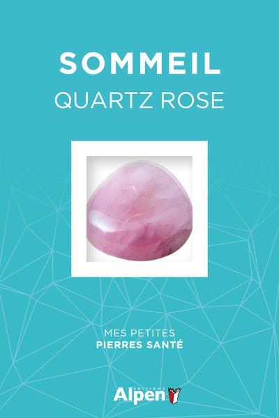 Coffret litho sommeil ; quartz rose