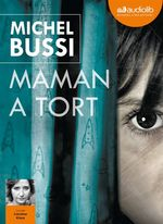 Vente AudioBook : Maman a tort  - Michel Bussi