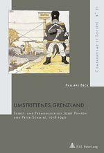 Vente EBooks : Umstrittenes Grenzland  - Philippe Beck