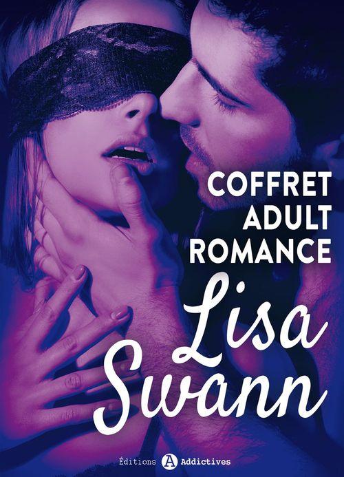 Coffret Adult Romance Lisa Swann