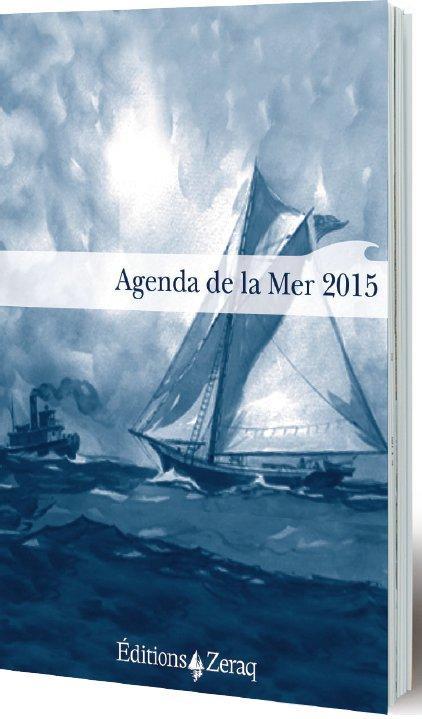 Agenda de la mer 2015