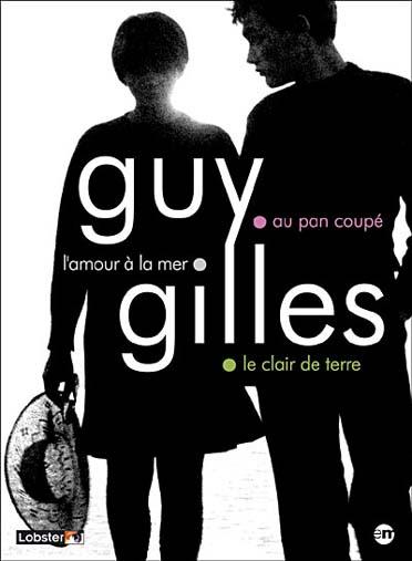 Gilles, Guy - L'amour à la mer - Au pan coupé - Le clair de Terre