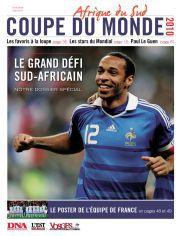 Afrique du Sud ; coupe du monde 2010 ; le grand défi sud-africain