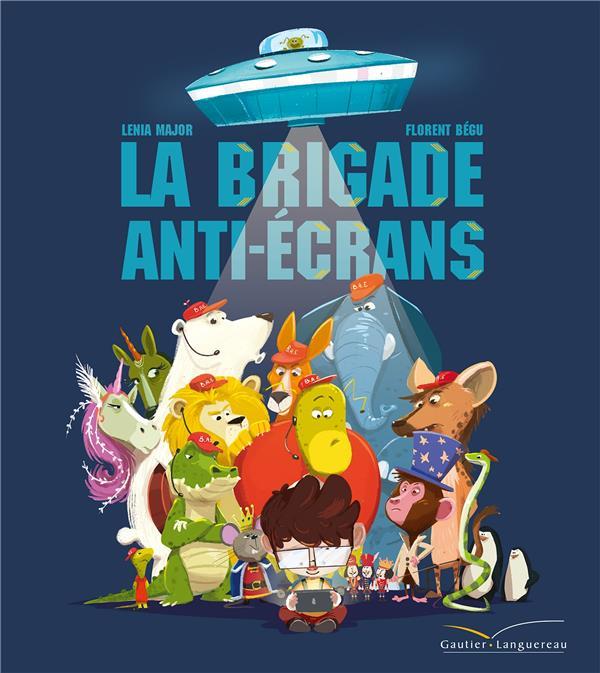 La brigade anti-écrans