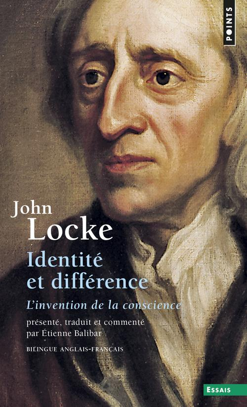 Identite et difference . l'invention de la conscience