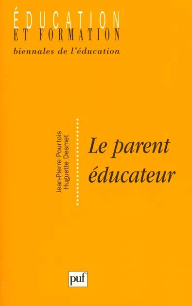 Le parent éducateur