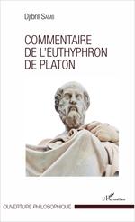 Commentaire de l'Euthyphron de Platon  - Djibril Samb