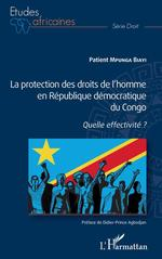 Vente EBooks : La protection des droits de l'homme en République démocratique du Congo  - Patient Mpunga Biayi