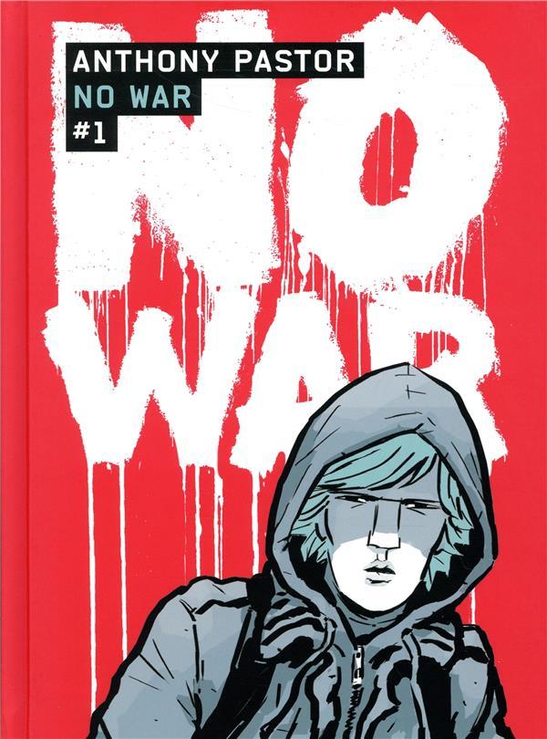 NO WAR - T01 - NO WAR PASTOR ANTHONY