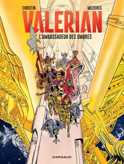 Valérian T.6 ; Valérian t.6 ; l'ambassadeur des ombres