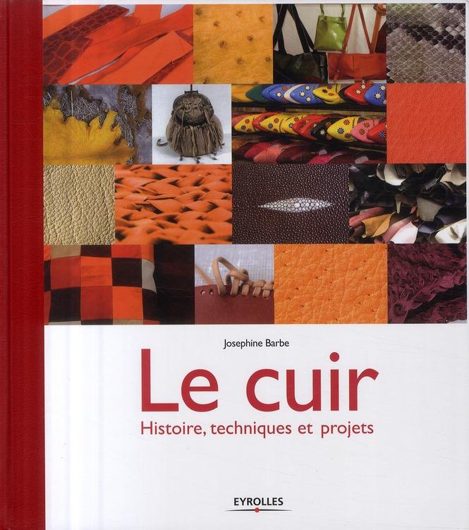 Le Cuir. Histoire, Techniques Et Projets