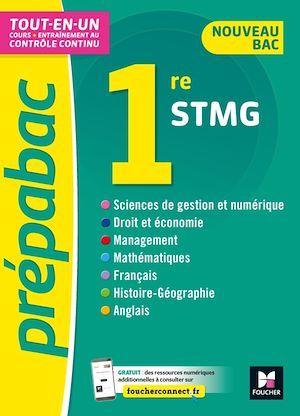 prépabac ; toutes les matières ; 1re STMG ; cours et contrôle continu