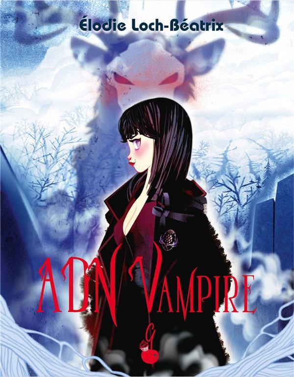 ADN vampire t.1 ; Carmine