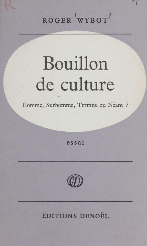 Bouillon de culture