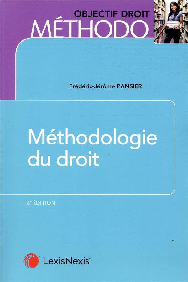 Méthodologie du droit (8e édition)