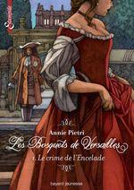 Vente Livre Numérique : Le crime de l'encelade  - Annie Pietri