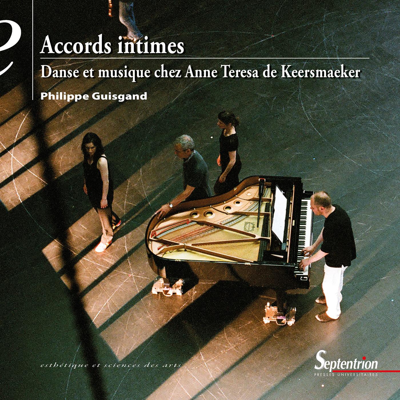 Accords intimes ; danse et musique chez Anne Theresa de Keersmaeker