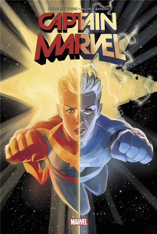 Captain Marvel ; dark origins
