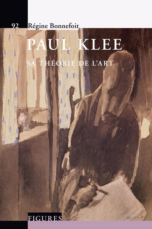 Paul Klee ; sa théorie de l'art
