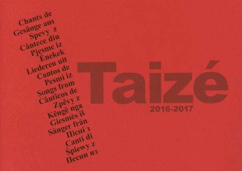 Chants de Taizé 2016-2017