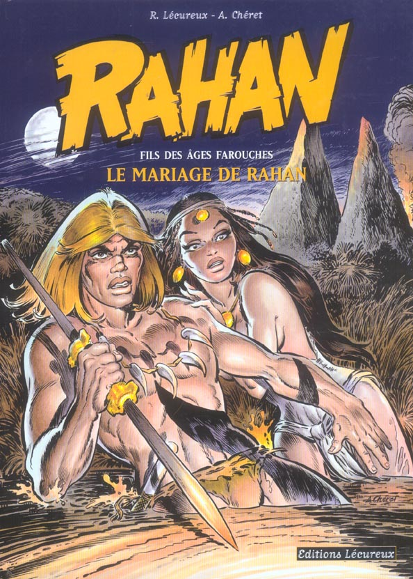 Rahan T.1 ; le mariage de Rahan