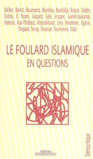 Le foulard islamique en questions