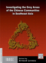 Investigating the Grey Areas of the Chinese Communities in Southeast Asia  - Arnaud Leveau