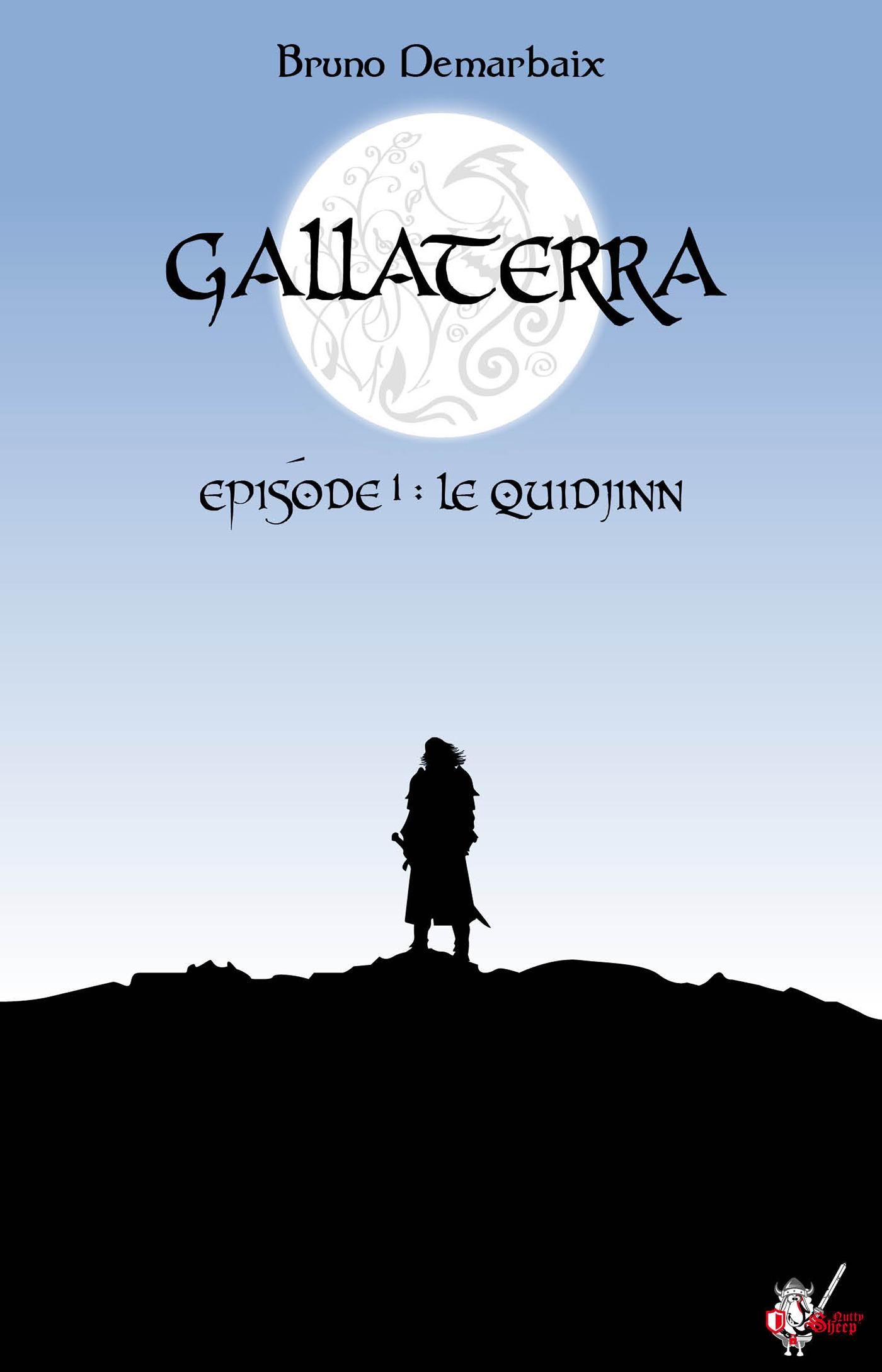 Gallaterra - Épisode 1, Le Quidjinn