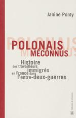 Polonais méconnus  - Janine Ponty