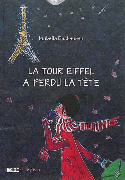La tour Eiffel a perdu la tête