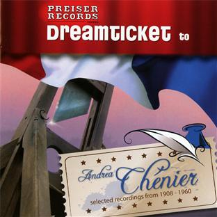 dreamticket to Andrea Chénier
