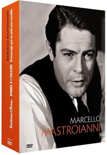 Marcello Mastroianni - Coffret