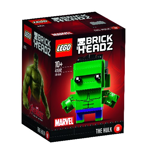 LEGO Brickheads The Hulk