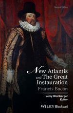 Vente Livre Numérique : New Atlantis and The Great Instauration  - Francis Bacon