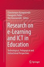 Research on e-Learning and ICT in Education  - Ilias Karasavvidis - Charalampos Karagiannidis - Panagiotis Politis