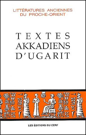Textes akkadiens d'Ugarit