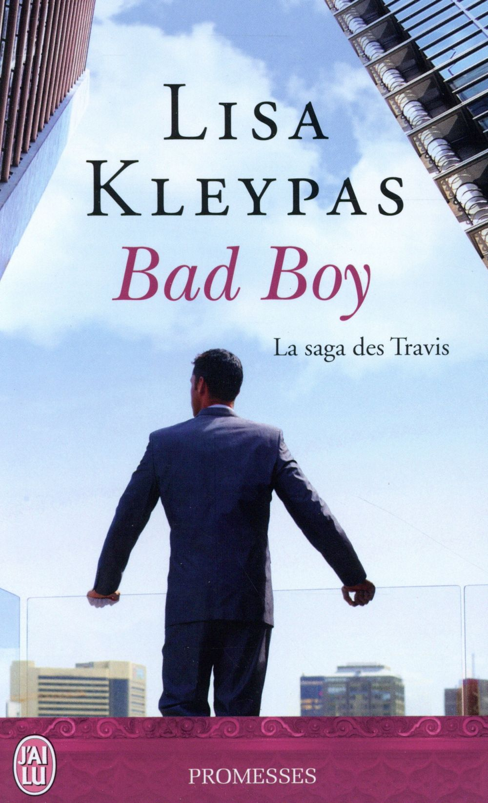 La saga des Travis t.2 ; bad boy