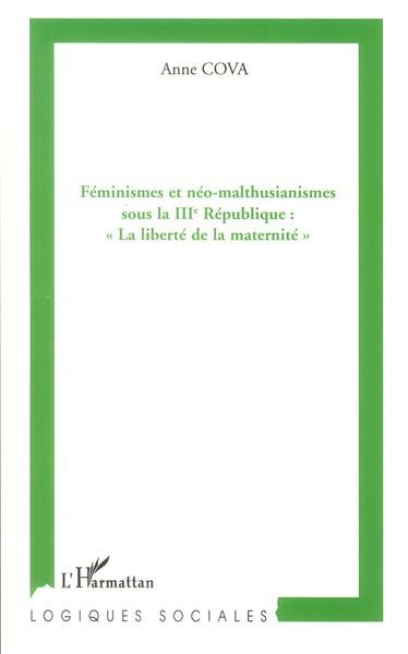 Féminismes et néo-malthusianismes sous la IIIe république