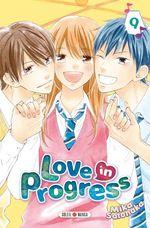 Love in progress T.9  - Mika Satonaka