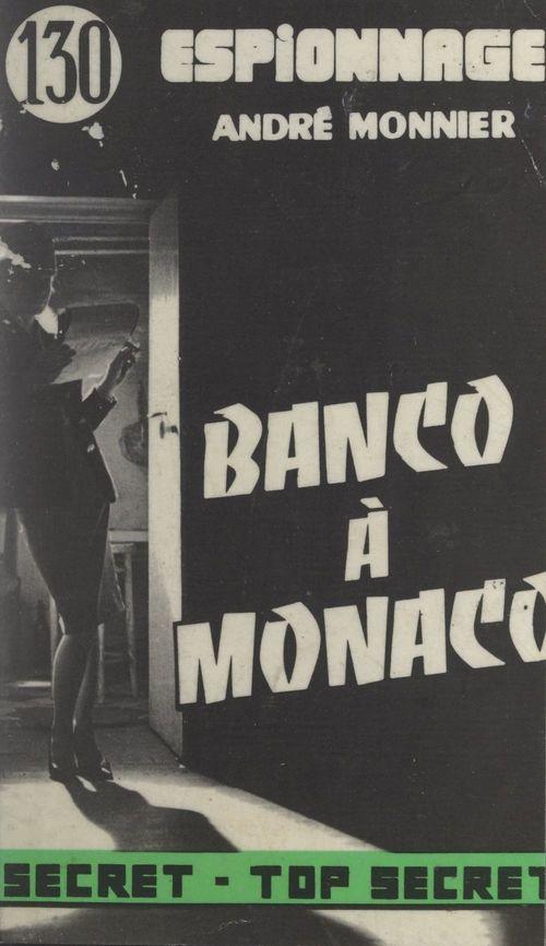 Banco à Monaco