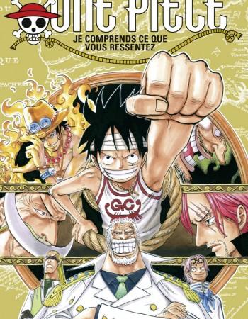 One Piece - édition originale T.45 ; je comprends ce que vous ressentez