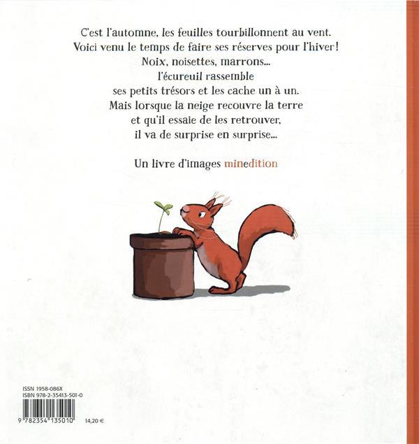 Les cinq trésors de l'écureuil