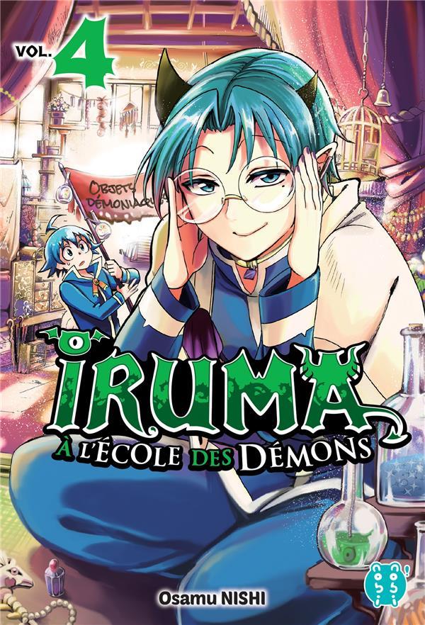 Iruma à l'école des démons T.4