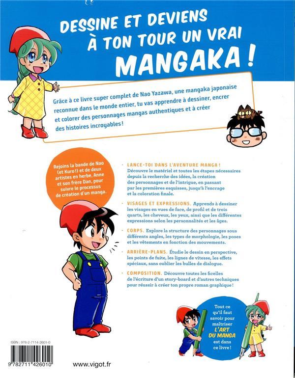 le guide ultime du dessin de manga
