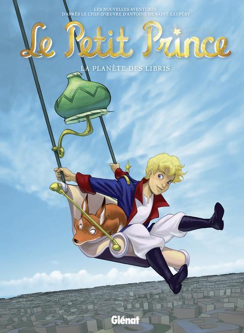 Le Petit Prince T.11 ; La Planete Des Libris