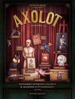 Vente Livre Numérique : Axolot T02  - Patrick Baud